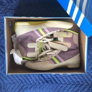 Stella McCartney for Adidas sneakers circa 2002